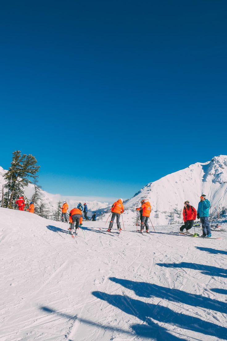 Skiing In Montgenevre, France (24)