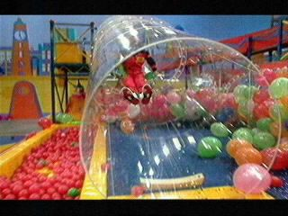 Fun House- surely every kid's dream?