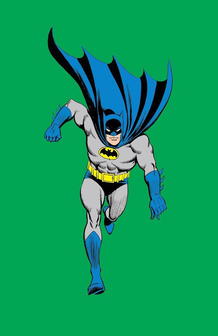 Batman art by Carmine Infantino.