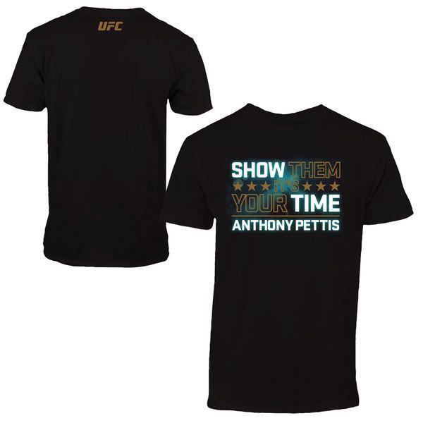 Anthony Pettis UFC 185 Showtime T-Shirt - Black - $19.99