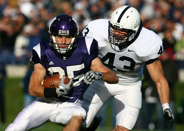 College Football Betting: Penn State Nittany Lions vs. Northwestern Wildcats, Vegas Odds, November 7th 2015
