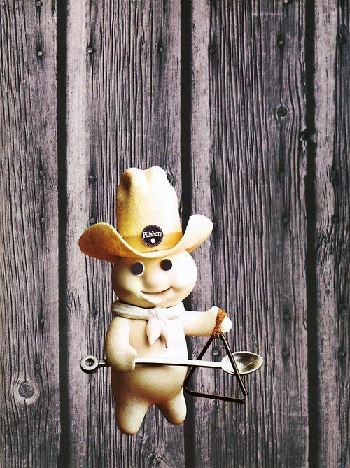 Giddy Up Poppin' Fresh -- the 1972 Pillsbury Bake-Off Contest!