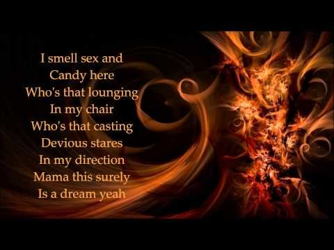 lyrics to sex and candy by marcy playground