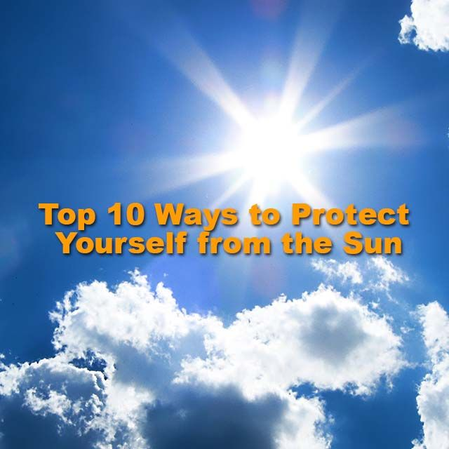 Top 10 ways to #protectyourself from the #Sun, CLICK HERE! #KZNsouthcoast #Summer #Tanning #outdoors #sunscreen #sunlight #gottaluvkzn