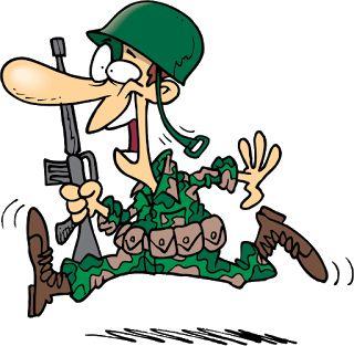 ΜΥΣΤΗΡΙΑ ΟΜΑΔΑ: Στρατιώτης Χαραλάμπους !!! (το αστείο της ημέρας)