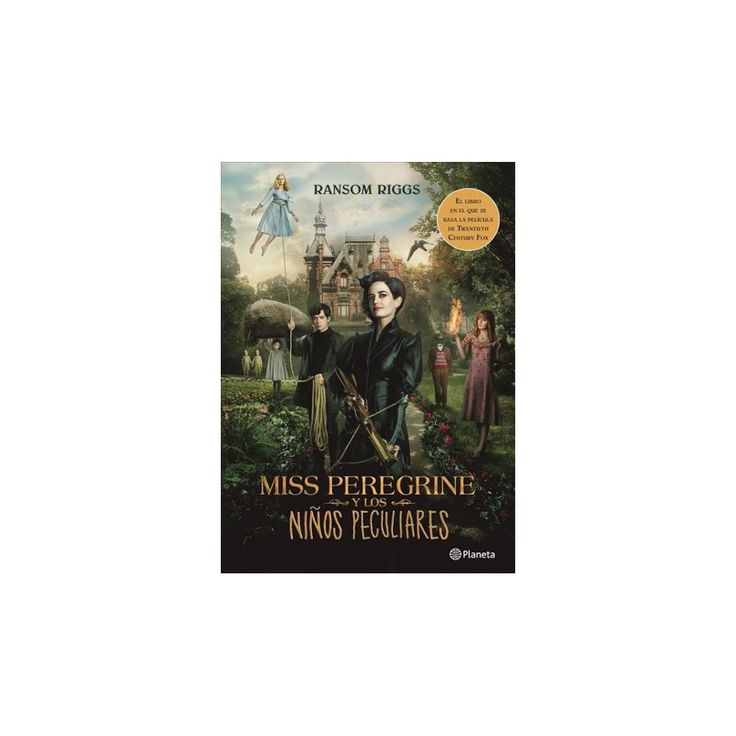 Miss Peregrine y los niños peculiares / Miss Peregrine's Home for Peculiar Children (Paperback)