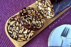 Anula w kuchni: Salceson - ciasto z butelki