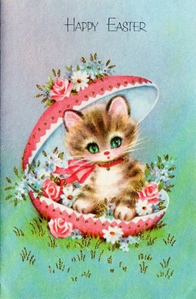 Happy Easter to all my pinterest friends. :)