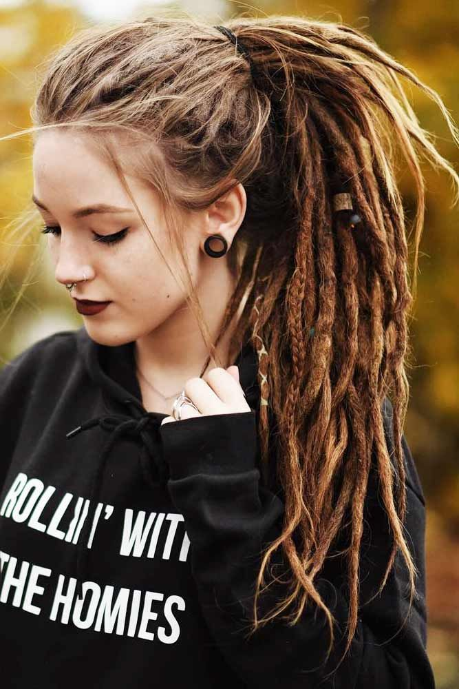 Don't Hesitate To Let Dreadlocks In Your Life