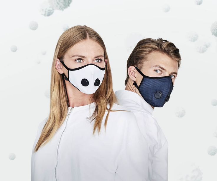 Next generation pollution masks. Air pollution, smog or haze. The Urban Breathing Mask by Airinum is the world's most advanced anti pollution mask!