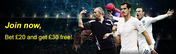 Join #Titanbet #casino today! Bet £20 And Get £30 free bonus! #bonuses #casinogames.  Read More: http://www.casinoswithbonus.co.uk/bet-20-and-get-30-free/