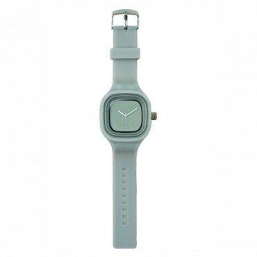 Unisex fashion ρολόι OYYO της συλλογής Juicy Square από σιλικόνη και πλαστικό. Εγγύηση 2 ετών της επίσημης αντιπροσωπείας. ST-JC-2007 #Oyyo #γκρι #σιλικονη #unisex #ρολοι