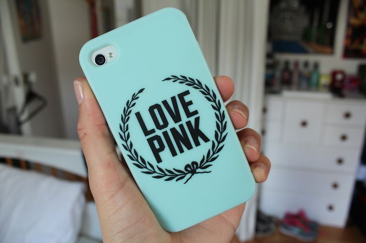 Love this PINK phone case