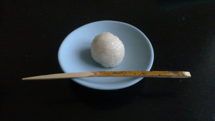 Mochi with an inside
