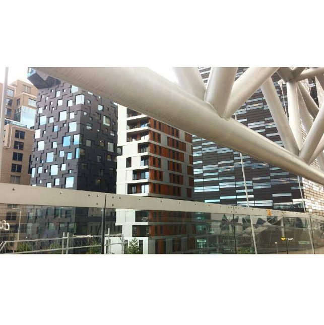 | Oslo, Bar Code |  #architecture #visitoslo #design