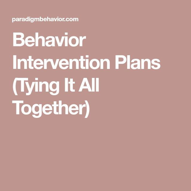 The 25+ best Behavior interventions ideas on Pinterest Behavior - behavior intervention plan