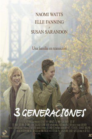 3 generaciones (DVD), Savor, 2016