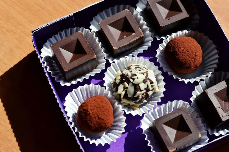 Domácí pralinky, čokoládové lanýže, domácí bonboniera - Nebe v kuchyni