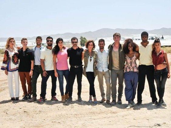 Andalucia's stunning scenery stars in Mar de Plastico drama series