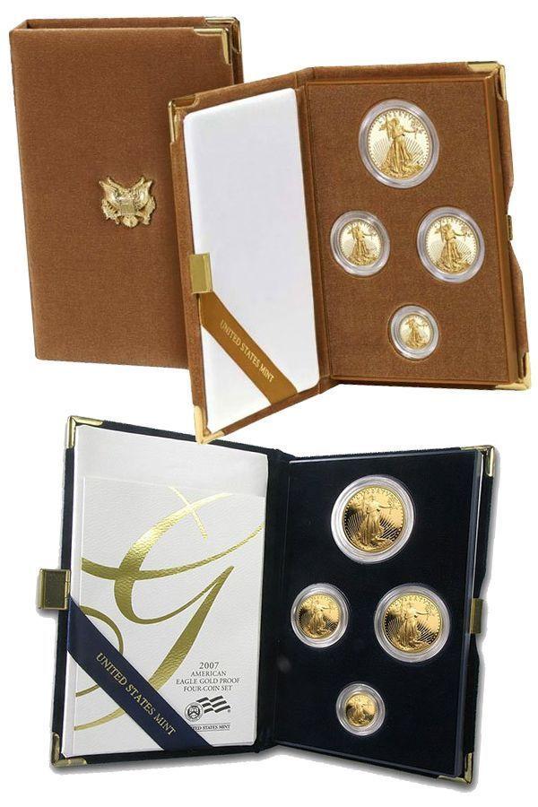 Proof Gold Eagle Set 1 Oz 1 2 Oz 1 4 Oz 1 10 Oz Proof Gold Eagle Set 1 Oz 1 2 Oz 1 4 Oz 1 10 Oz The In 2020 Gold Eagle Gold Coin Price Gold American Eagle