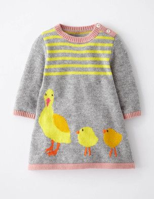 Boden Baby Knitted Dress