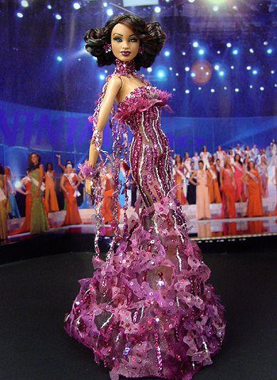 OOAK Barbie NiniMomo's Miss Minnesota 2009