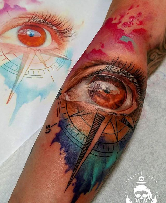 #Tattoo by #TattoocynProTeam Artist Tamás Kőbán Stigmata @stigmata_tattoo  Artists and studios - http://ift.tt/2bRIKwK Buy your Tattoocyn aftercare products here: www.loveyourink.com  Latest post from our Instagram Account @tattoocyn