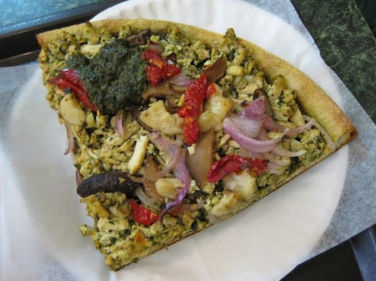 Veg City Guide: 10 Most Popular Dairy-Free Pizzas in New York City | One Green Planet