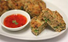 Quick Salmon Patties Recipe - Dinner