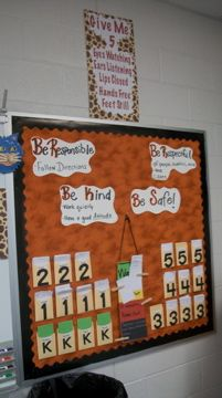 Behavior Board