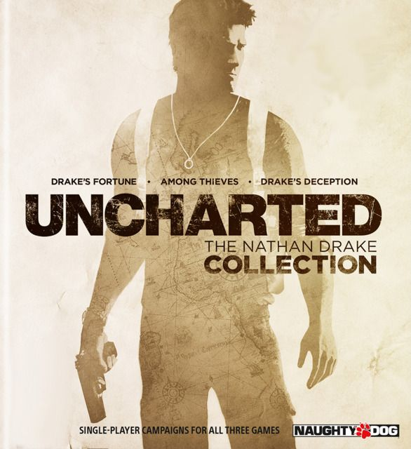 A compilation of the three Naughty Dog developed Uncharted games, remastered for PlayStation 4.