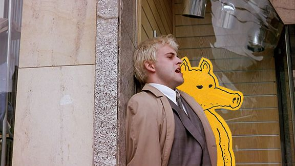 Have you spotted Quasimoto lately?