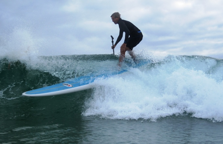 Stand Up Paddle Boarding - Mollymook.