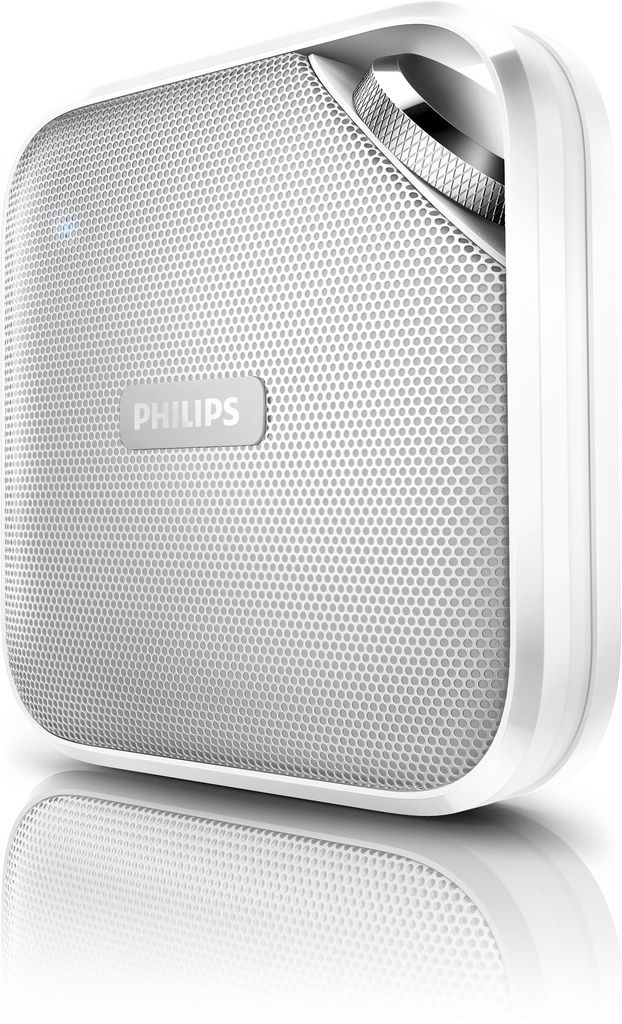 Philips wireless portable speaker BT2500W #speaker #design