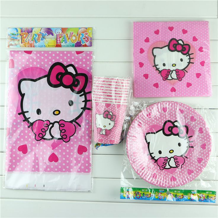 25 Best Ideas About Hello Kitty Party Supplies On