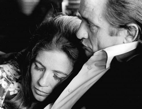 Johnny Cash and June Carter   -- I want a love like Johnny & June ----