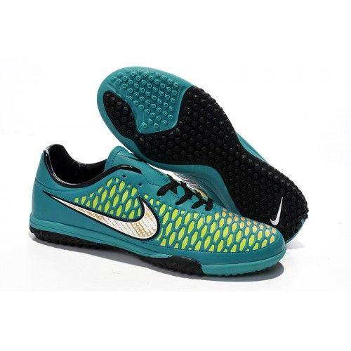 Buy Nike Magista Onda TF Blue Green White Gold Football Boots