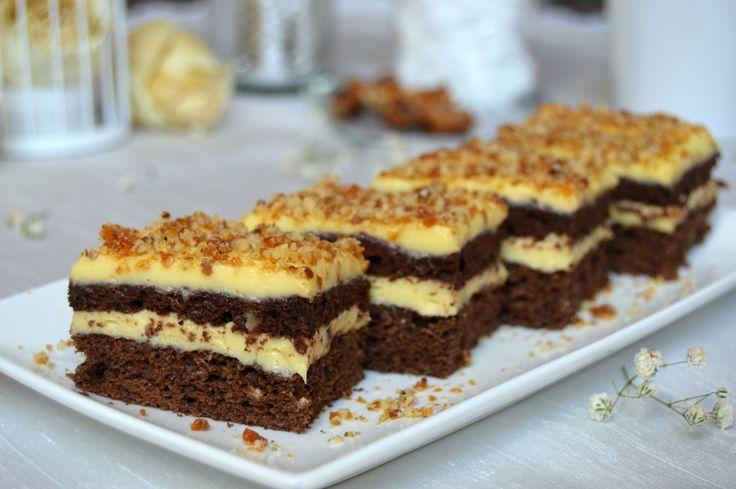 Prajitura cu mascarpone si nuci caramelizate | Miremirc