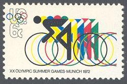 Cycling20th Summer Olympic GamesMunich, Germany, 1972