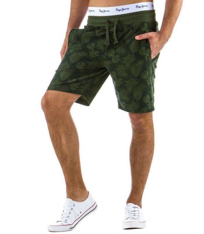 Vynikajúce pánske nohavice. Módny dizajn a jedinečný vzhľad. Dve predné vrecká. Šnúrka v páse. Pohodlný strih. Absolutný hit tejto sezóny. Ideálne pre každý deň. Zloženie: 65 % polyester, 35 % bavlna .