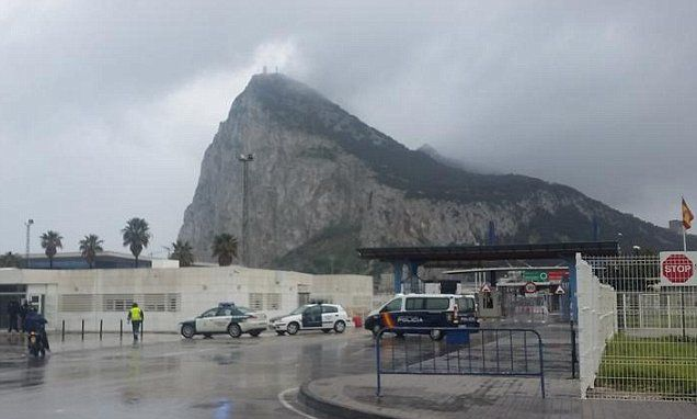 Bomb scare at Gibraltar Airport