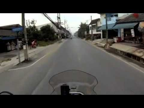 Thailand Road Trip part 1