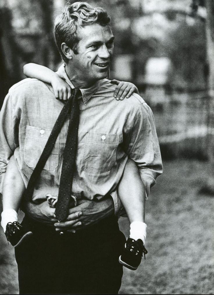 steve mcqueen in project to picture every sevenyearold - 602×831
