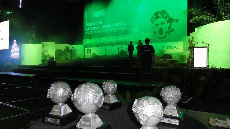 The OMNCF Awards