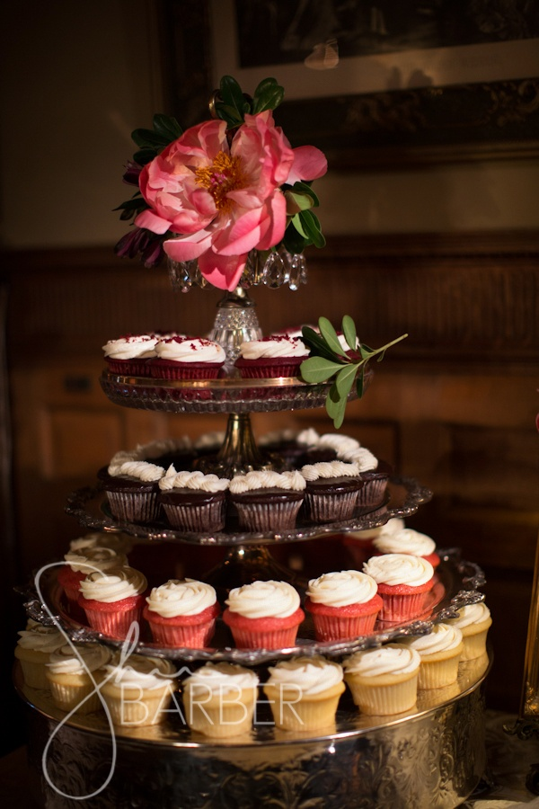 Wiedemann Hill Mansion Wedding with Abby Girl Cupcakes