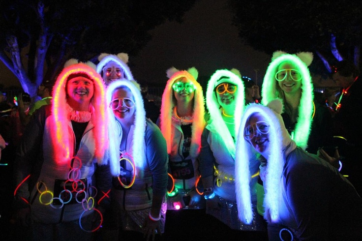 Electric Run!! PDX July 12th! This is going to be electric!!! Can't hardly wait...