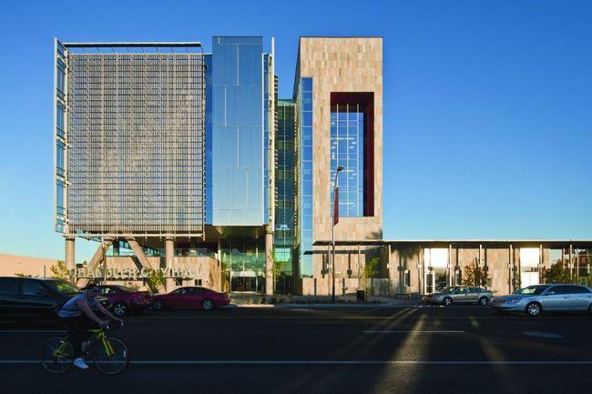 Chandler City Hall | SmithGroup | Slide show | GreenSource