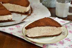 Torta fredda al caffè, facile, veloce e senza cottura