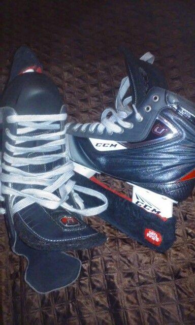 CCM Pro+ Hockey Skates