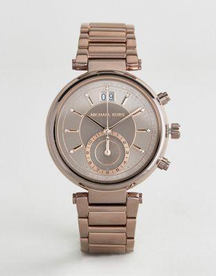 Часы Michael Kors Sawyer Sable